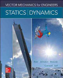 Vector Mechanics for Engineers: Statics and Dynamics 11th Edition
