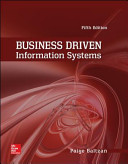 Business Driven Information Systems 5th Edition