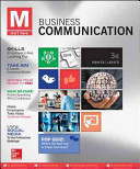 M: Business Communication 3rd Edition