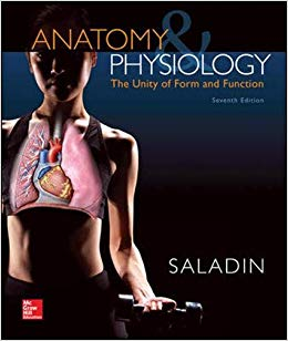Anatomy & Physiology: The Unity Of Form And Function 7th Edition