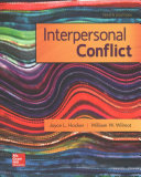 Interpersonal Conflict 10th Edition