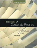 Principles of Corporate Finance, Concise (McGraw-Hill/Irwin Series in Finance, Insurance and Real Estate) 2nd Edition