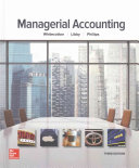 Managerial Accounting 3rd Edition