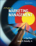 A Preface to Marketing Management 14th Edition