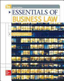 Essentials of Business Law 9th Edition