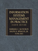 Information Systems Management 8th Edition