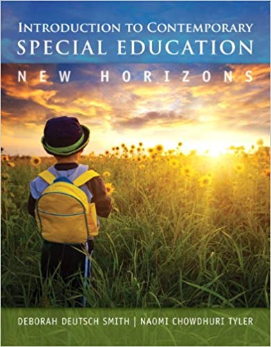 Introduction to Contemporary Special Education: New Horizons 1st Edition