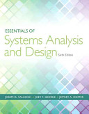 Essentials of Systems Analysis and Design 6th Edition