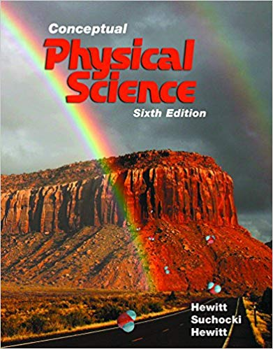 Conceptual Physical Science 6th Edition