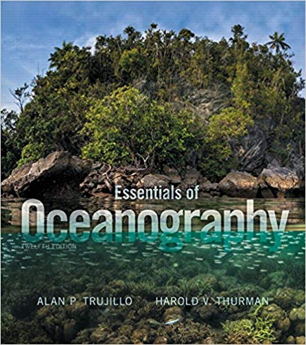 Essentials of Oceanography 12th Edition