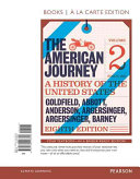 The American Journey 8th Edition