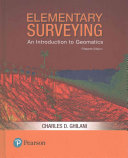 Elementary Surveying: An Introduction to Geomatics 15th Edition