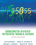 Discrete-Event System Simulation 5th Edition