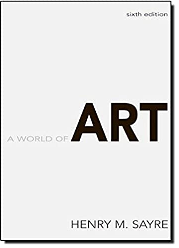 A World of Art 6th Edition