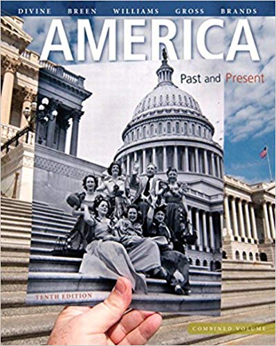 America: Past and Present 10th Edition