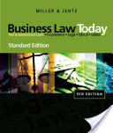 Business Law Today, Standard Edition (Available Titles CengageNOW) 9th Edition