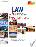 Law for Business and Personal Use (DECA) 19th Edition