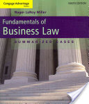 Cengage Advantage Books: Fundamentals of Business Law: Summarized Cases 9th Edition