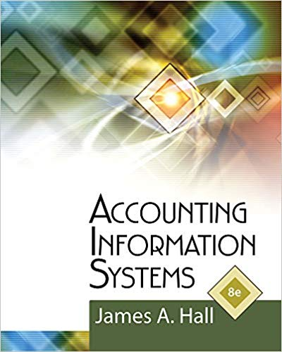 Accounting Information Systems 8th Edition