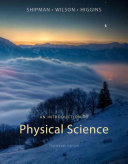 An Introduction To Physical Science 13th Edition
