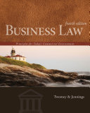 Business Law: Principles For Today's Commercial Environment 4th Edition