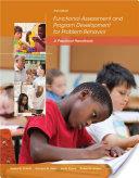 Functional Assessment and Program Development for Problem Behavior: A Practical Handbook 3rd Edition