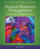 Human Resource Management: Essential Perspectives 7th Edition