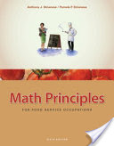 Math Principles for Food Service Occupations 6th Edition